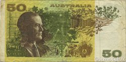 50 Dollars AUSTRALIE  1975 P.47b TB