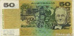 50 Dollars AUSTRALIE  1983 P.47d TTB