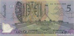5 Dollars AUSTRALIE  1992 P.50avar NEUF