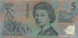 5 Dollars AUSTRALIE  1992 P.50a TB+