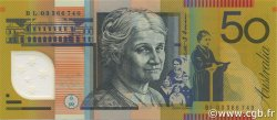 50 Dollars AUSTRALIE  2003 P.60 NEUF