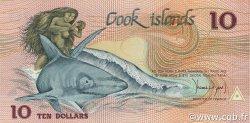 10 Dollars ÎLES COOK  1987 P.04a NEUF