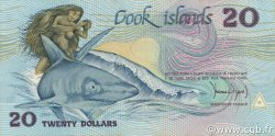 20 Dollars ÎLES COOK  1987 P.05a NEUF
