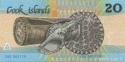 20 Dollars ÎLES COOK  1987 P.05a NEUF
