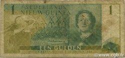 1 Gulden NOUVELLE GUINEE NEERLANDAISE  1954 P.11 B