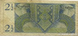2,5 Gulden NOUVELLE GUINEE NEERLANDAISE  1954 P.12 pr.TTB