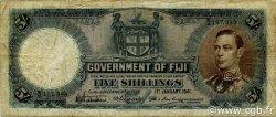5 Shillings FIDJI  1941 P.037d TB