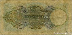 10 Shillings FIDJI  1950 P.038j B+