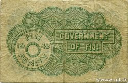1 Penny FIDJI  1942 P.047a B