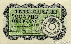 1 Penny FIDJI  1942 P.047a pr.NEUF