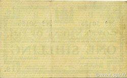 1 Shilling FIDJI  1942 P.049b SUP