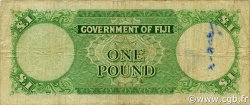 1 Pound FIDJI  1965 P.053g B