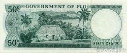50 Cents FIDJI  1969 P.058a SPL