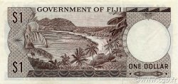 1 Dollar FIDJI  1969 P.059a SUP