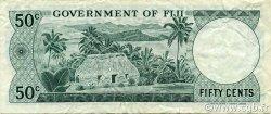 50 Cents FIDJI  1971 P.064b TTB