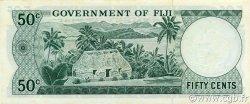 50 Cents FIDJI  1971 P.064b SPL