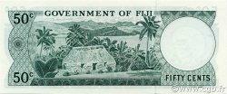 50 Cents FIDJI  1971 P.064b NEUF
