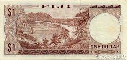 1 Dollar FIDJI  1974 P.071a SUP