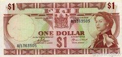 1 Dollar FIDJI  1974 P.071a SUP+