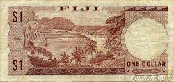 1 Dollar FIDJI  1974 P.071b TB+