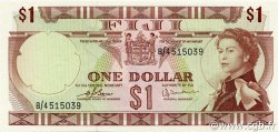 1 Dollar FIDJI  1974 P.071b NEUF