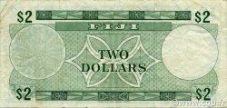 2 Dollars FIDJI  1974 P.072b TTB