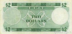 2 Dollars FIDJI  1974 P.072c pr.SUP