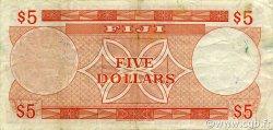 5 Dollars FIDJI  1974 P.073c TTB