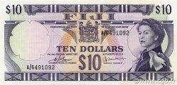 10 Dollars FIDJI  1974 P.074c NEUF