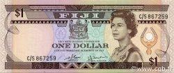 1 Dollar FIDJI  1980 P.076a SPL