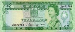 2 Dollars FIDJI  1980 P.077a NEUF