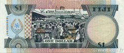 1 Dollar FIDJI  1983 P.081a SUP