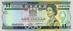 1 Dollar FIDJI  1983 P.081a NEUF