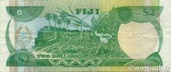 2 Dollars FIDJI  1983 P.082a TTB+