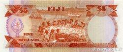 5 Dollars FIDJI  1983 P.083a NEUF