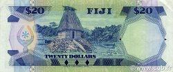 20 Dollars FIDJI  1983 P.085a SUP