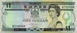 1 Dollar FIDJI  1987 P.086a SUP