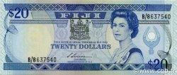 20 Dollars FIDJI  1988 P.088a NEUF