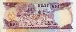 10 Dollars FIDJI  1989 P.092a NEUF