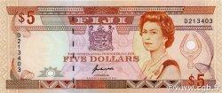 5 Dollars FIDJI  1992 P.093a NEUF