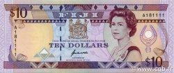 10 Dollars FIDJI  1992 P.094a NEUF