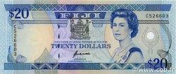 20 Dollars FIDJI  1992 P.095a NEUF