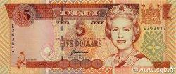 5 Dollars FIDJI  1995 P.097a NEUF