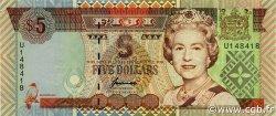 5 Dollars FIDJI  1996 P.101a NEUF