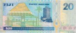 20 Dollars FIDJI  2002 P.107a NEUF