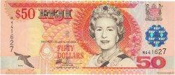 50 Dollars FIDJI  2002 P.108a pr.NEUF