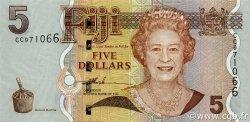 5 Dollars FIDJI  2007 P.110a NEUF