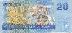 20 Dollars FIDJI  2007 P.112a NEUF