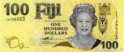 100 Dollars FIDJI  2007 P.114a NEUF