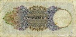 10 Shillings FIDJI  1951 P.038k TB+